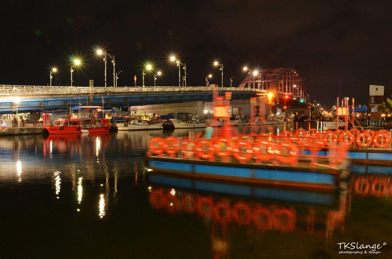 The Gatbae ferry.