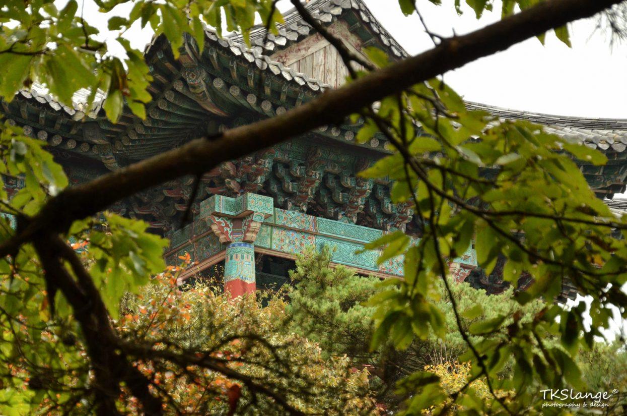 The Seokguram Bell Tower.