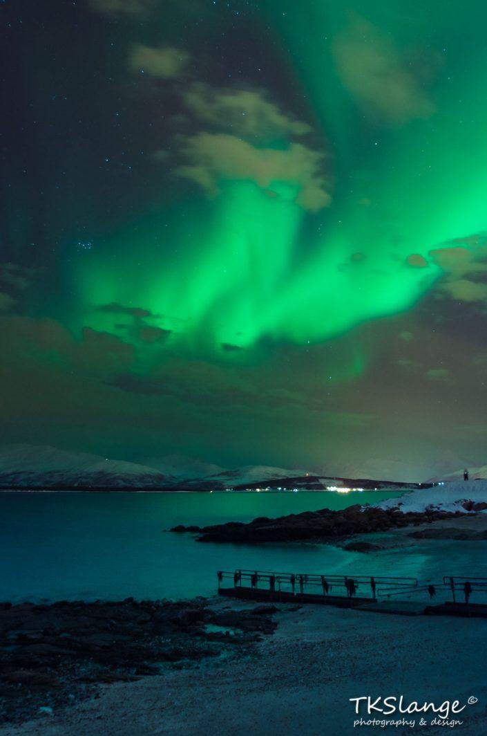 Sydspissen strand, Tromsø