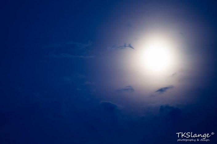 Mistige Maan