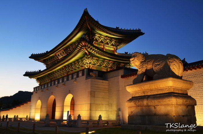 Ghwanghwamun Gate